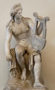 The God เทพเจ้าอพอลโล Apollo